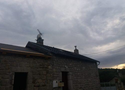 Rénovation Toiture  Rieutort-de-Randon