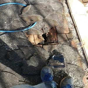 Réfection de toit et travaux annexes